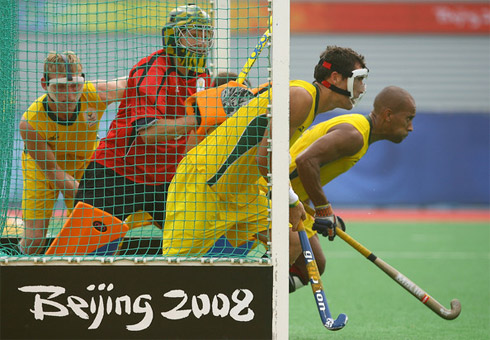 South Africa 2008 olympics