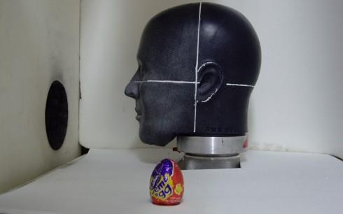 the 100k creme egg