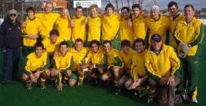 2009 Oceania Cup Winners
